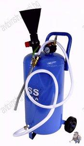 Пневматична система за пълнене на масло/Масларка/, 10 литра